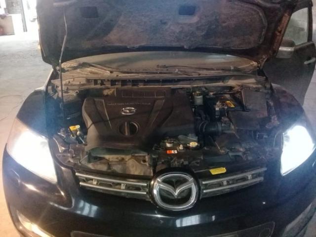 Мазда СХ7. Капитальный ремонт двигателя в Рузском районе