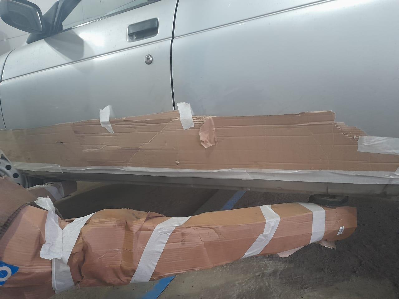 Антикоррозионное покрытие днища и арок автомобиля