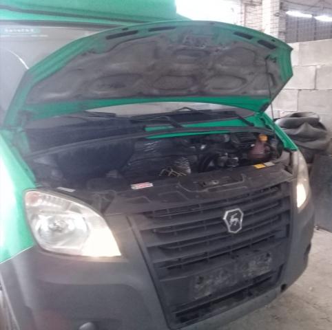 Ремонт двигателя, Газель Некст в Рузском районе